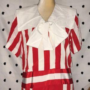 Vintage Nautical JT Dress